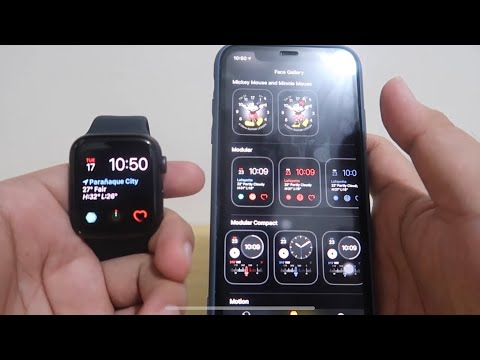 APPLE WATCH SE UNBOXING | HOW TO CONNECT