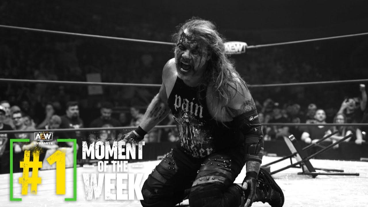 Nick Gage Battles Chris Jericho On AEW Dynamite