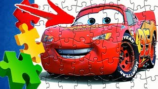 Disney Cars 2 Movie Puzzle Games For Kids Jigsaw