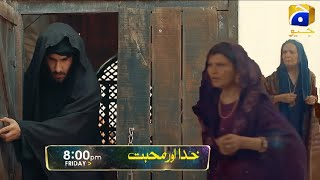 Khuda Aur Mohabbat Season 03 Episode 24 Teaser Promo Review By Showbiz Glam