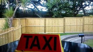 London Taxi Ride OAKWOOD PARK PEMBROOKSHIRE