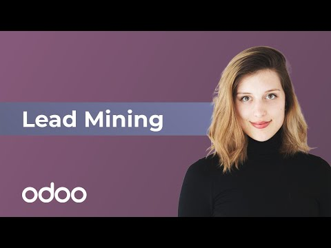 Lead Mining | odoo CRM
