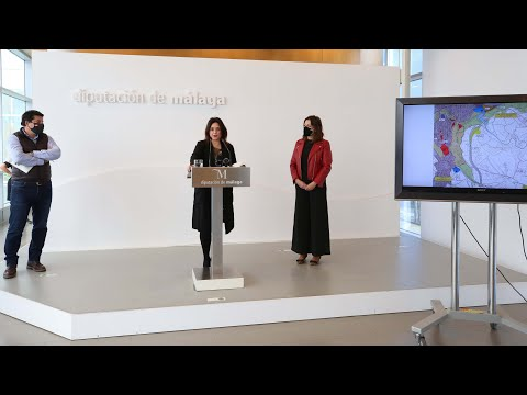 Presentación del proyecto de innovación y estudio ambiental de la circunvalación sur del casco urbano de Ronda