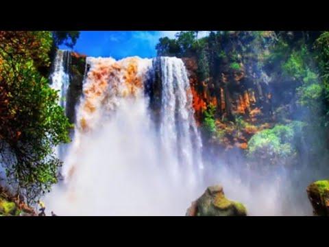 Thác Phú Cường Chư Sê Gia Lai, cảnh đẹp tuyệt vời