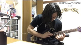 Reasons to Live Dragon Force guitar cover