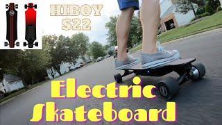 Best Electric Skateboard Under $340?? | Hiboy S22