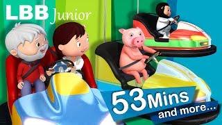 Bumper Cars Song   Plus More Original Kids Songs   From LBB Junior!