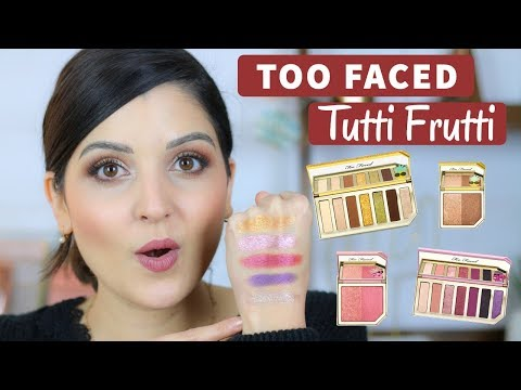 Tutti Frutti Fruit Cocktail Blush Duo by Too Faced #6