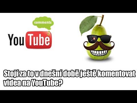 |P3arova zpovědnice| Stojí za to v dnešní době ještě komentovat videa na YouTube?