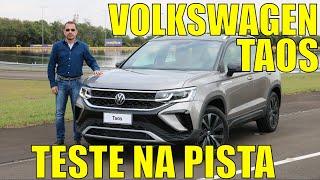 Como é dirigir o Volkswagen Taos
