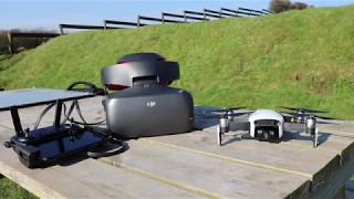 DJI Mavic Air with DJ Goggles How to & Info