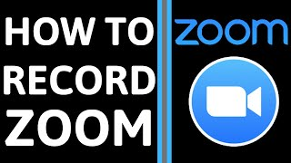 How to Record Zoom Meetings - Zoom Recording Settings Overview and Setup