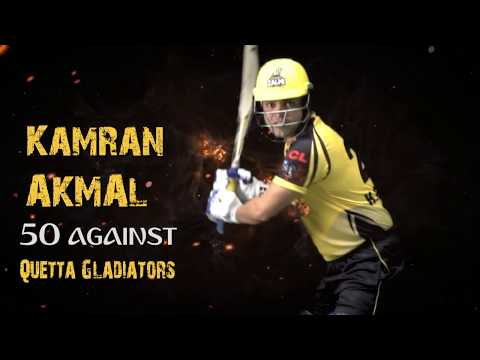 KAMRAN AKMAL | BLAZING FIFTY