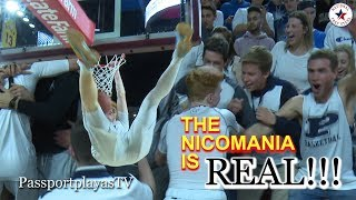 UNREAL Playoff Win for Nico Mannion... 34 PTS w/ 4 DUNKS!!! Pinnacle vs Desert Vista