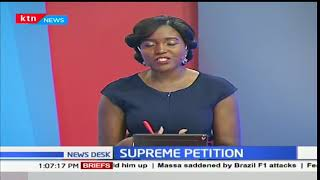 SUPREME PETITION: Who will participate in the case seeking nullification of Uhuru's re-election