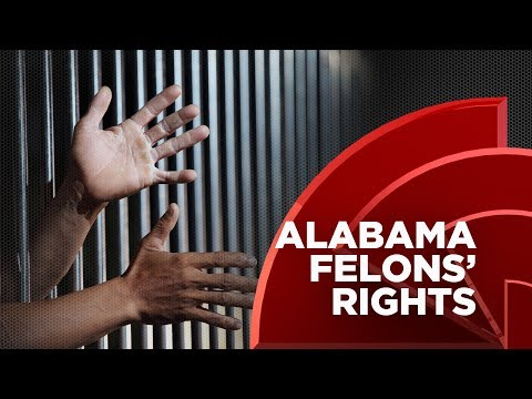 Alabama Governor Signs Bill That Restores Voting Rights Convicted Felons