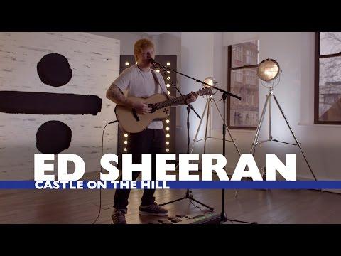 Ed Sheeran - 'Castle On The Hill' (Capital Live Session) (видео)