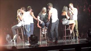 98 Degrees - My Everything - Verizon Wireless Arena, Manchester, NH 7-25-13