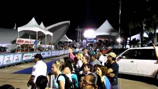 preview picture of video '2014 Ironman Cozumel Finish Line'