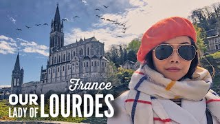 A Tour Of Our Lady Of Lourdes Complex | FRANCE | @Bianca_Valerio