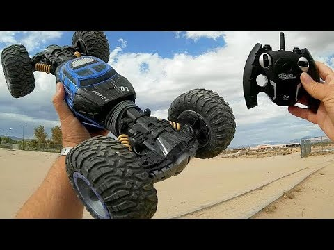 UD2168A Transformer Rock Climber Car Drive Test Review