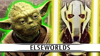 What If Yoda Trained General Grievous? (PART 1) – Star Wars Elseworlds