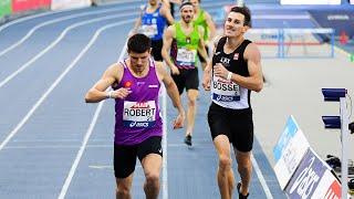 Miramas 2021 : Finale 800 m M (Benjamin Robert en 1'46''06)