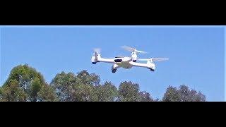 Hubsan x4 H502S 7-20-17 Park flight