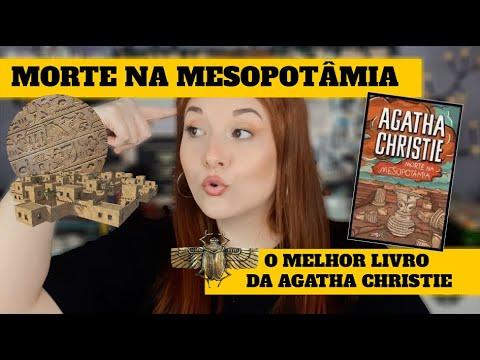#AGATHACHRISTIE MORTE NA MESOPOTÃ'MIA | RESENHA