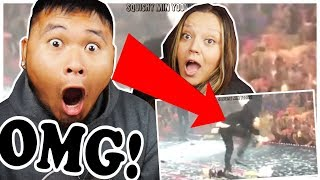 BTS' Jimin Being SUPER CLUMSY | TOO FUNNY! | REACTION 2018!
