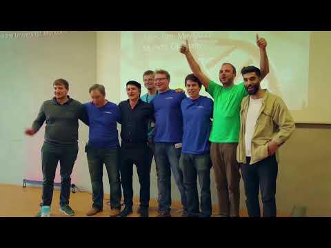 Video-Clip mit Impressionen zur Organisation und Ablauf des Hackathons.