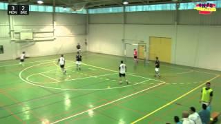 preview picture of video 'Liga Campeones. Montalbán FS - Brea FS'
