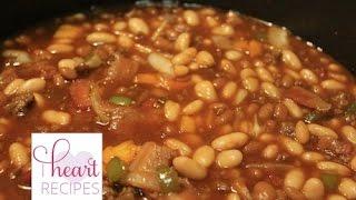 Baked Beans Recipe   I Heart Recipes