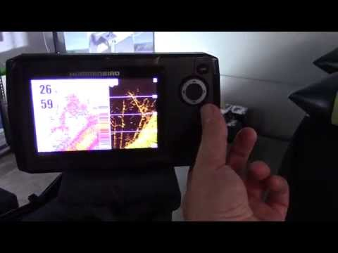 A look at the Humminbird Helix 5 DI fish finder
