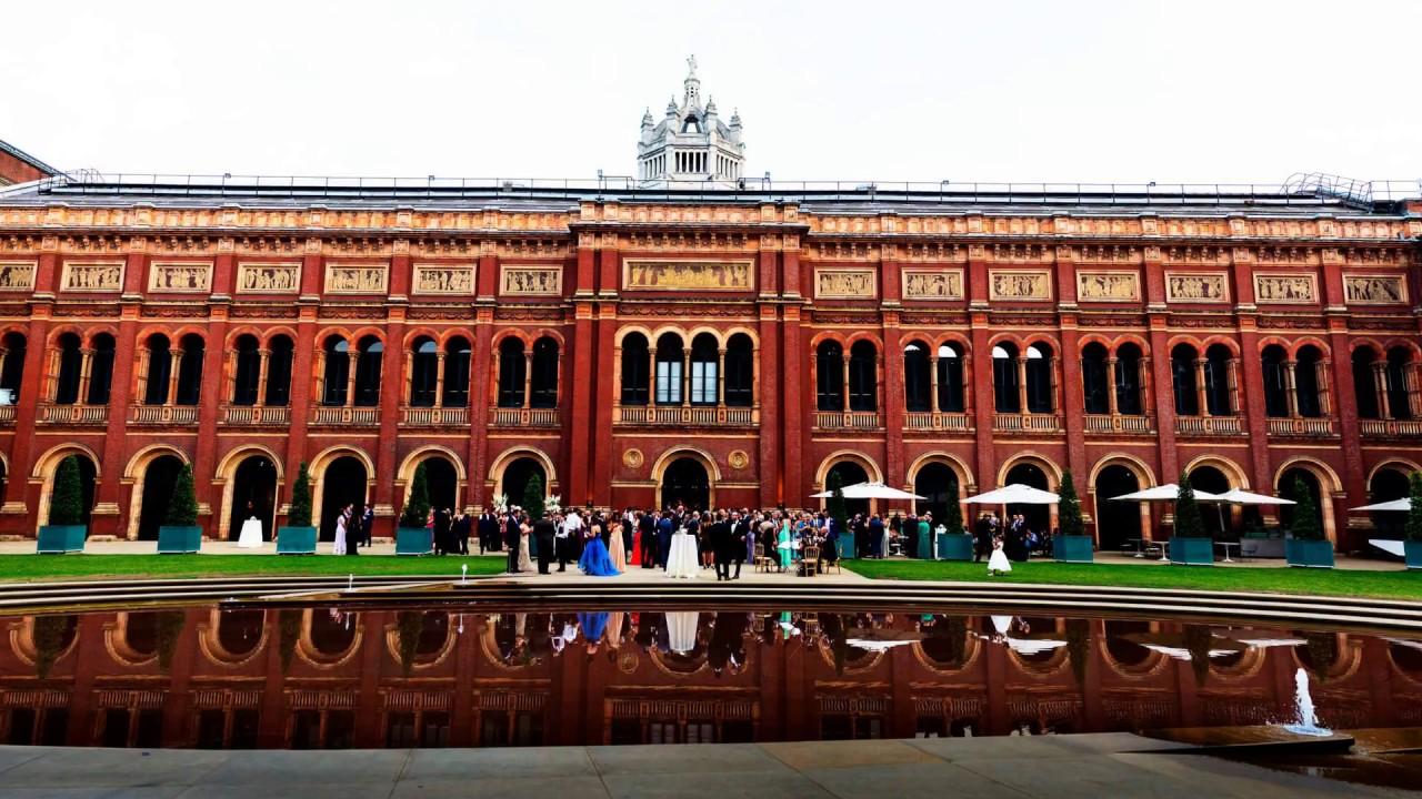 Victoria and Albert Museum, Victoria & Albert Museum, London, United Kingdom, England