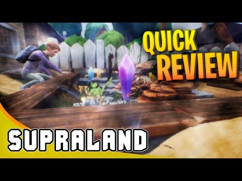 Supraland Review - First-person MetroidVania?.. Surprisingly awesome!