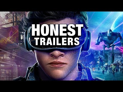 Download Honest Trailers - Ready Player One HD Mp4 3GP Video and MP3