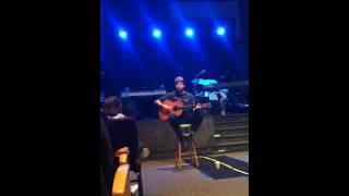 Brandon Heath Stolen acoustic