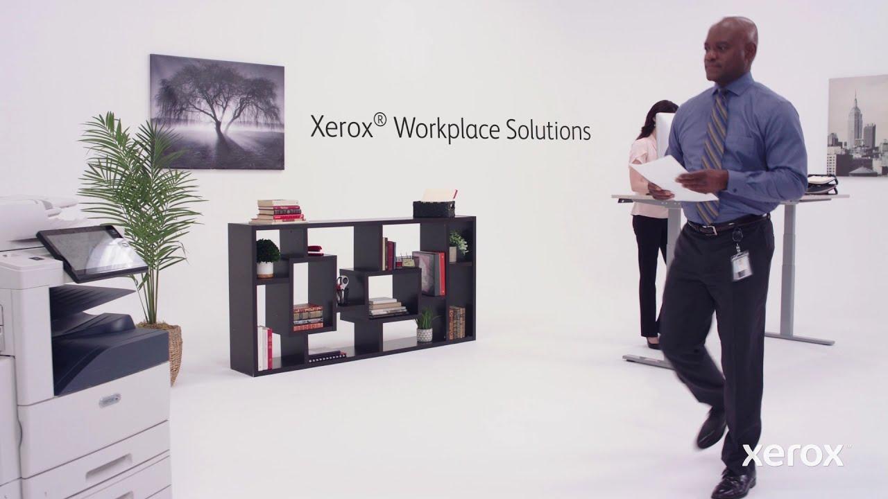 Xerox® Workplace Solutions YouTube Vidéo