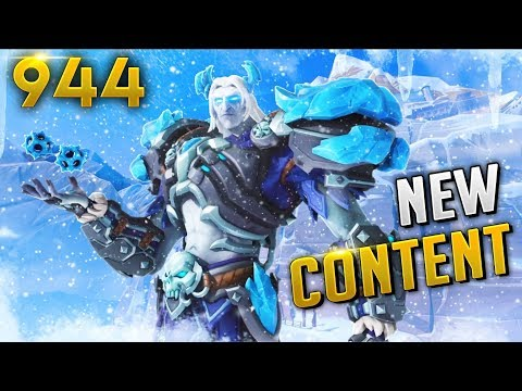 *NEW* WEATHER DYNAMICS & SKINS!! | Overwatch Daily Moments Ep.944 (Funny and Random Moments)