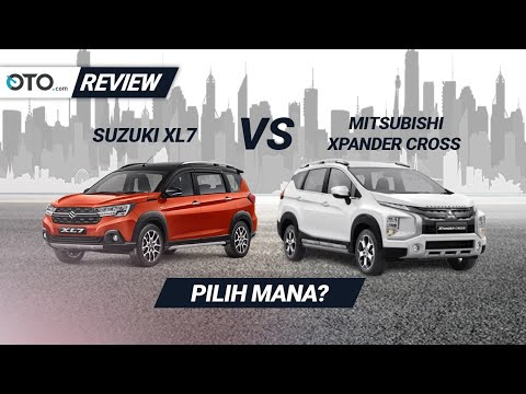 Suzuki XL7 vs Mitsubishi Xpander Cross | Review | Pilih yang Mana? | OTO.com