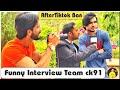 abraz khan91  Tiktok ban   funny interview with tiktoker`s  Part 2    team ck91   abrazkhan