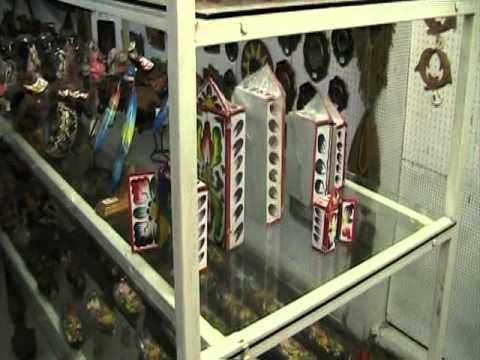 Video The Souvenir Shop in Limon, Costa Rica