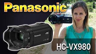 Обзор Panasonic HC-VX980. Взял и снял!