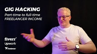 👹 GIG HACKING: From part-time to full-time freelance income // with Nader Sabry
