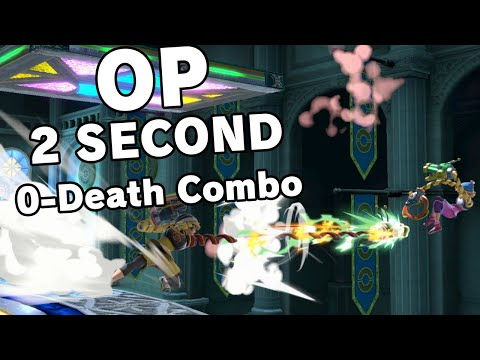 Most DOMINATING 0-Deaths in Smash Ultimate #9