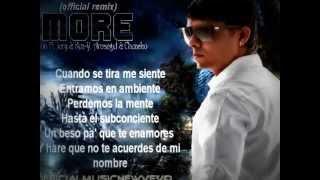 More (Remix) (Official Letra)   Zion Ft Jory  Ken Y, Chencho  Arcangel ★REGGAETON 2013★
