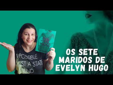 Os Sete Maridos de Evelyn Hugo 📗 Elizabeth Taylor e Rock Hudson mandam lembranças 📗resenha