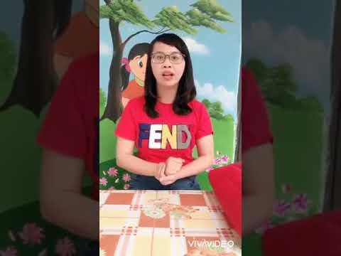 Video hướng dẫn trẻ vừa học vừa chơi tại nhà của các cô giáo Trường mầm non Tử Nê