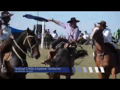 FESTIVAL CRIOLLO EMPALME DE TAMBORES - LA RODAJA FOTOGRAFIA